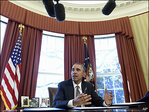 Obama vetoes measure against swifter union elections