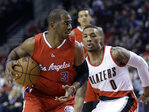 Clippers rally to beat Blazers 126-122: 'Give them credit for waking up'