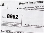 Tax refunds for many take hit or get bump from health law
