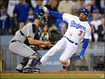 Kendrick's 2-run single in 9th helps Dodgers beat Mariners