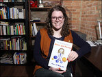 Chemistry Ph.D. student illustrates her thesis in comic book