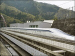 Japan's maglev train breaks own speed record at 375 mph