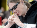 Woman eats 3 steak dinners in 20 minutes in Texas contest