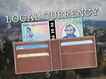 'It's as legal as trading pine cones': But do local currencies work?