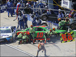 Danica Patrick losing GoDaddy as primary car sponsor