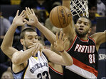 Grizzlies eliminate Blazers with 99-93 win