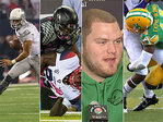 From Oregon to NFL: Mariota. Armstead. Fisher. Ifo. Grasu. More?