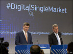 Europe moves to help tech companies compete with U.S. giants