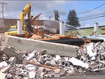 Timber Bowl in Springfield demolished