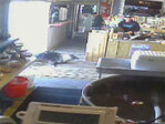 Caught on camera: Harbor seal tries to steal fish from market
