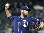 James Shields goes to 5-0 as Padres beat Mariners 4-2