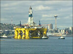 Like it or not, Seattle becomes Shell's Arctic base