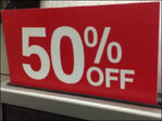 Sale fail: Survey finds many items rarely sold at 'regular' price