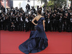 Women kicked off red carpet at Cannes for not wearing high heels