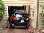 'Miracle baby' unhurt as SUV plows into nursery, smashes crib