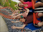 Theme parks turning aging coasters into new thrill rides