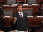 Rand Paul commandeers Senate to protest Patriot Act