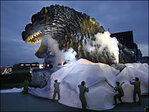 Godzilla creator sues US studio, alleges copyright violation