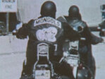 Are there criminal motorcycle gangs in Eugene?