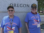 WWII & Korean War vets return home after taking 'Honor Flight'