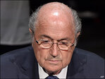 Blatter says he will resign as FIFA president amid scandal