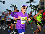 92-year-old becomes oldest woman to finish marathon