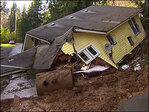 Mudslide survivor: 'It wasn't my time to go'