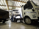 Tesla Motors co-founder wants to electrify commercial trucks