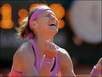 Photos: Faces of elation, despair at French Open