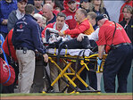 Woman injured by broken bat at Fenway now in fair condition