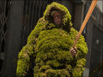 Moss men commemorate Spanish town's liberation 800 years ago