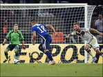 Wood's 87th-minute goal lifts US to 2-1 win at Germany