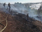 Coos Bay FD: High wind helped spread Empire Blvd brush fire