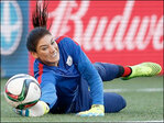 US soccer defends Hope Solo decisions in letter to senator