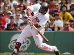 Sandoval benched by Boston after using Instagram during game