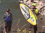 Sheriff: Paddleboarder wearing life jacket hits roots, drowns