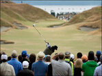 Photos: Golfers brave Chambers Bay on day 2 of U.S. Open