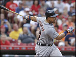 Tigers' Cabrera overtakes Royals' Hosmer in All-Star vote
