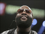 Rapper Rick Ross arrested on assault, kidnapping charges