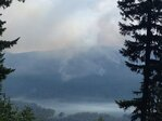 Umpqua National Forest campgrounds evacuated as 100-acre Bunker Fire continues