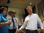 Rand Paul meets with Cliven Bundy on Nevada campaign stop