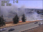 WSP: Arsonists spark 9 brush fires along I-5 near Marysville