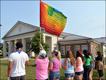 Same-sex marriage fight turns to clerks who refuse licenses