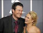 Blake Shelton 'in a good place' after divorce