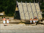 Photos: World's largest sauna opens on arctic beach in Norway