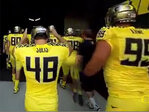 Take the field with the Oregon Ducks in YouTube 360 degree video