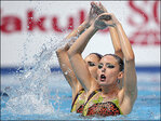Photos: World swimming championships in Russia