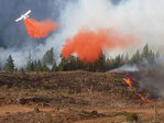 Cable Crossing blaze near Glide grows to 830 acres