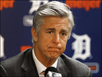 Dombrowski out as Tigers' president, GM; Al Avila takes over