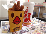 Confusing One Direction tweet credited with return of BK's chicken fries